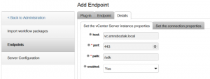 endpointVcenter